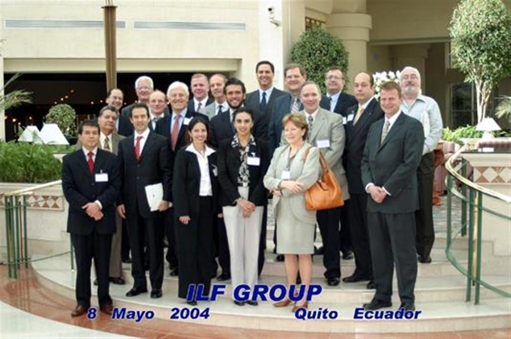 International Law Firms (ILF) | Quito, Ecuador World Meeting 2004
